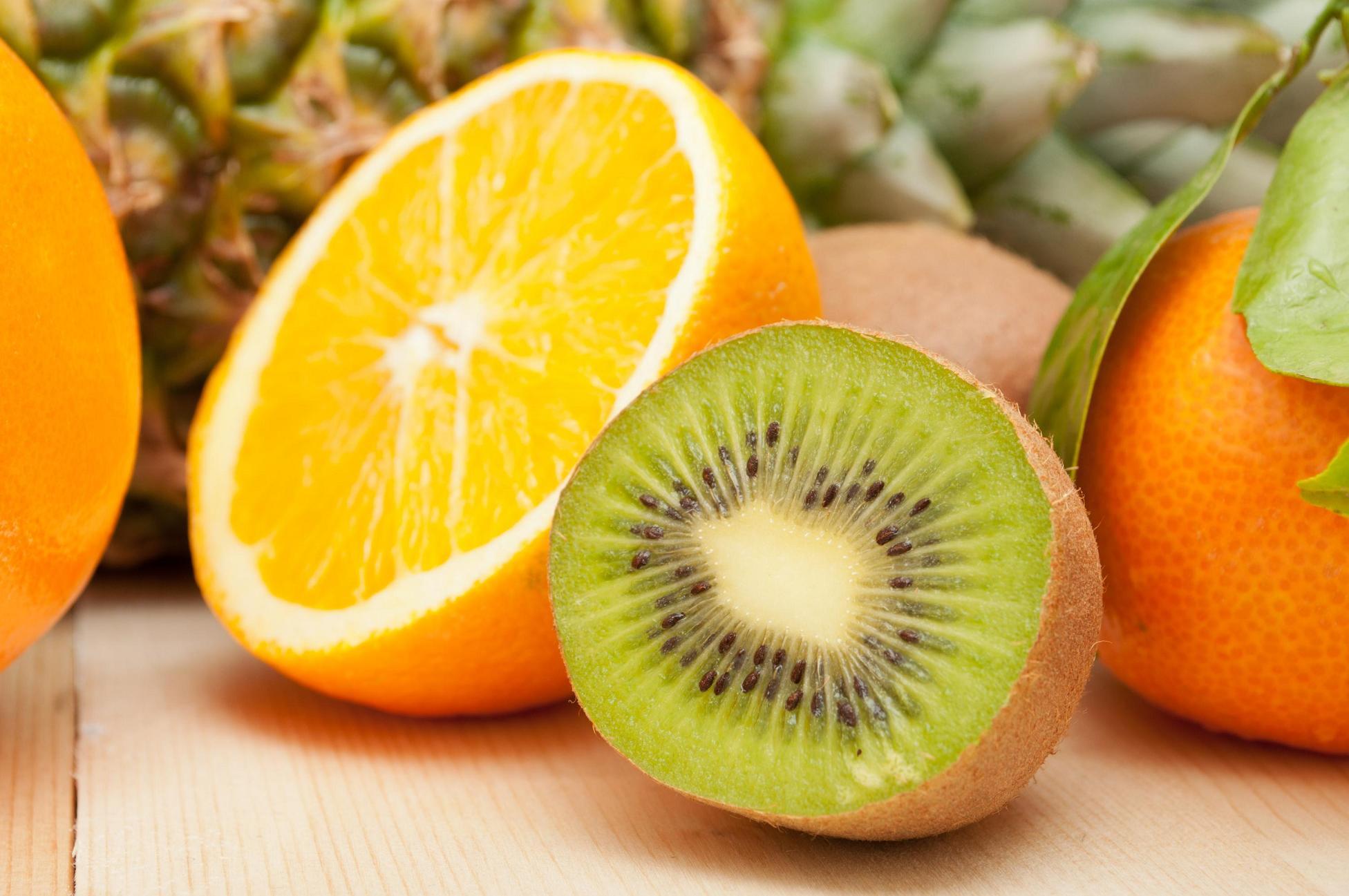 Ananas Kypsyys