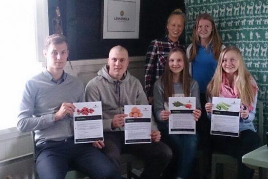 Suomen asiantuntevimmat torimyyjät ovat Oulussa