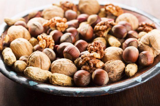Miksi pähkinöitä ja siemeniä kannattaa syödä?