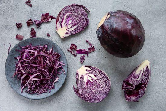 Syö juuri nyt näitä! Tammikuun Satokausi-kasvis punakaali esittelyssä
