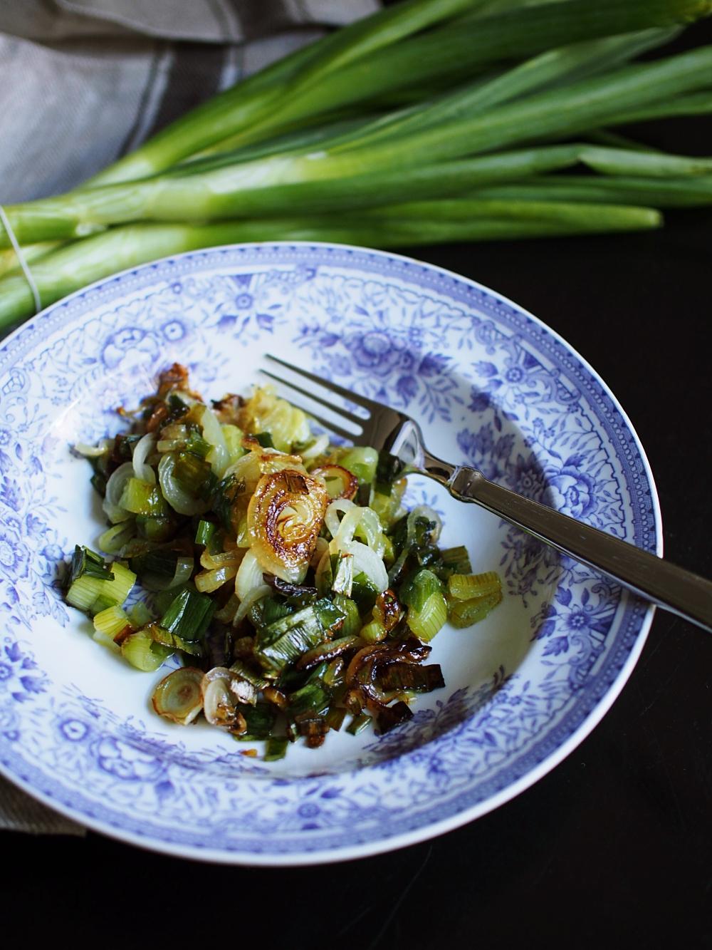 Karamellisoitu sipuli