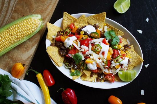 Helppo iltaeväs – Sirkkis-nachot