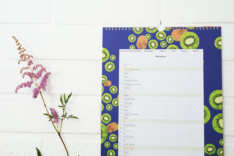 perhekalenteri