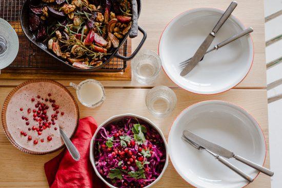 Syö sydämesi kyllyydestä – Maailman Sydänpäivän punainen menu