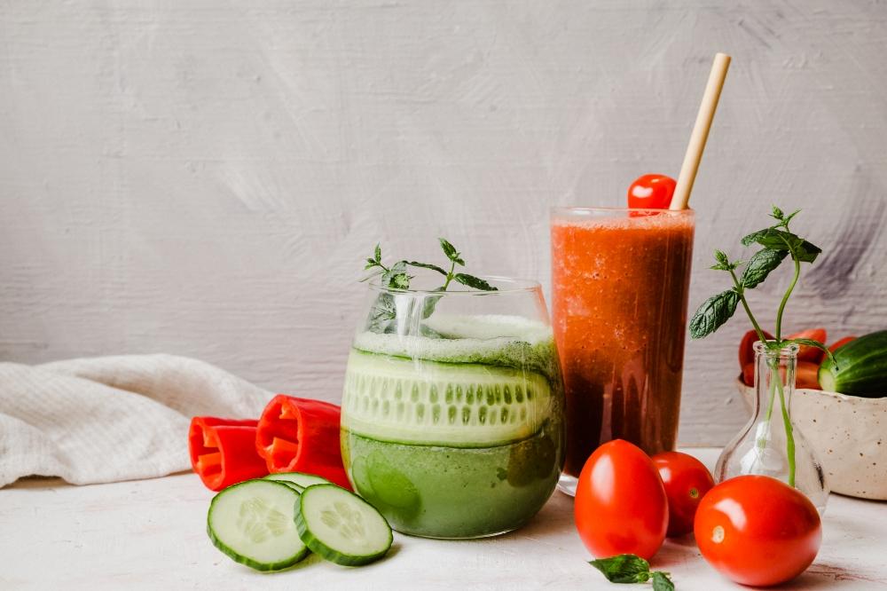 Väriä ja vitamiineja kotimaisista kasvihuonevihanneksista