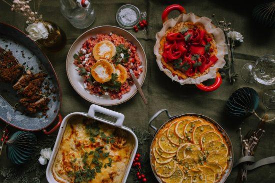 Joulupöytä 2019 – värikästä ja vastuullista