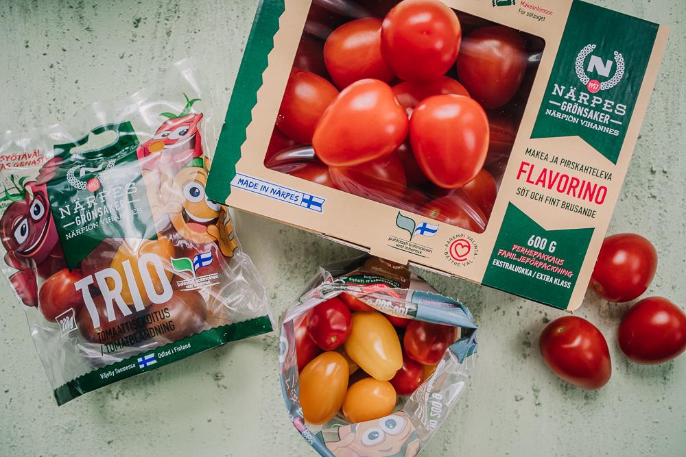 tomaattisalaatit