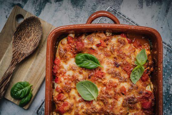 Perunalasagne – kevään maukkain vuokaruoka