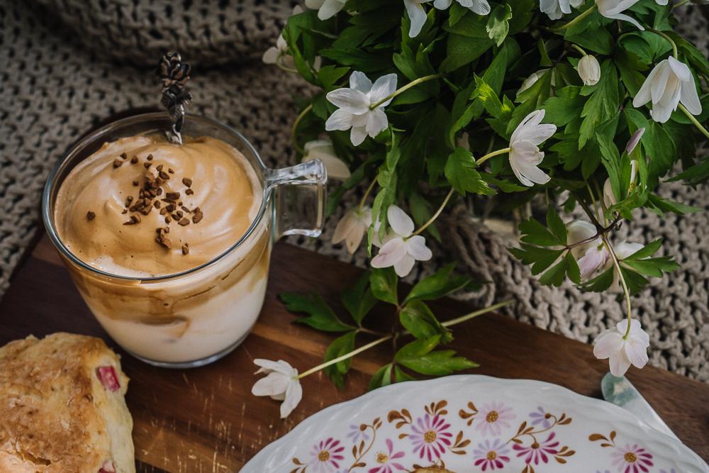 dalgona-kahvi