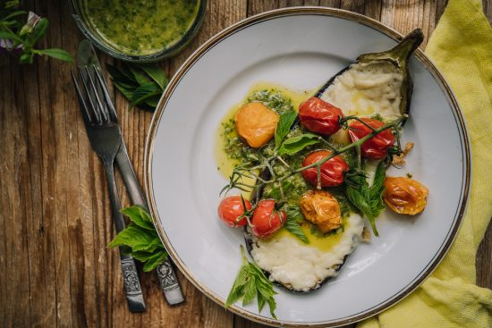 Luomua mökille – kolmen ruokalajin juhannusmenu