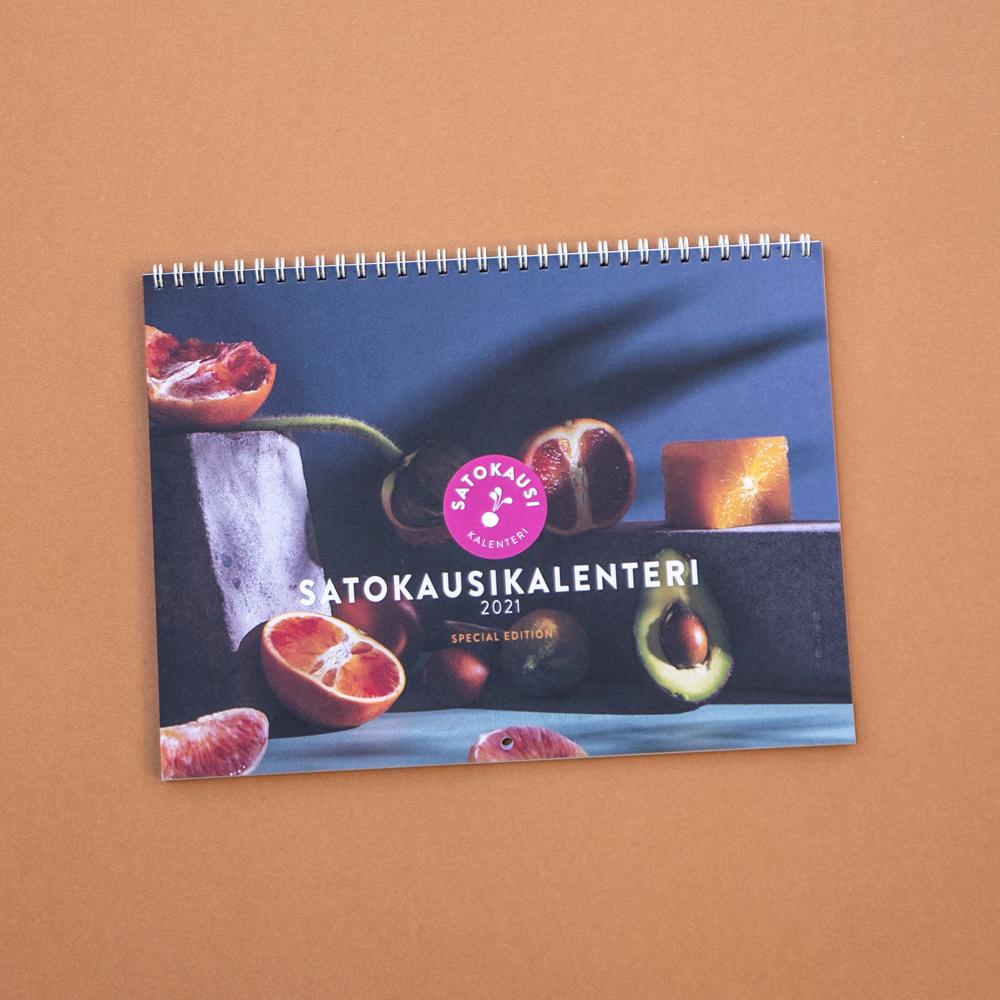satokausikalenteri 2021 special edition