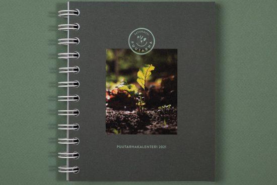 Puutarhakalenteri 2021 & 5 syytä kasvattaa ruokaa itse