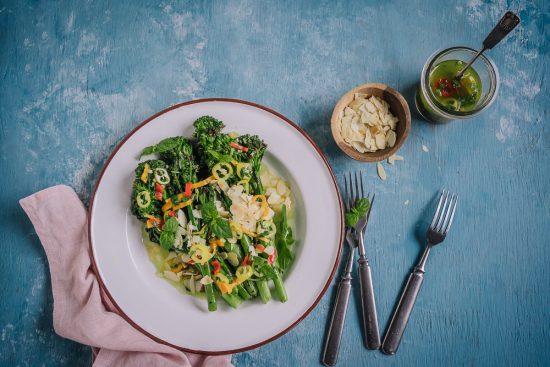 Nyt sitä saa – suomalainen Bimi® -parsakaali vyöryy ruokakauppoihin