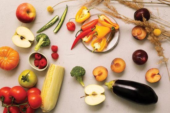 Kotimaiset hedelmät – omena, päärynä ja luumu