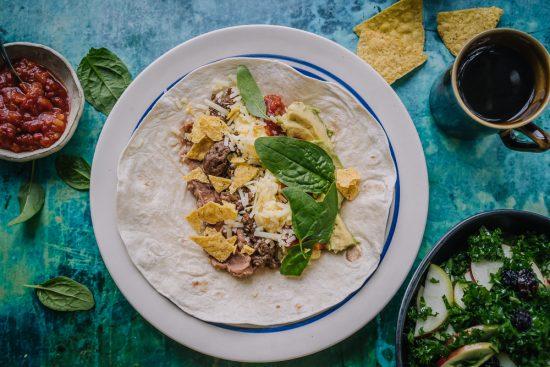 Isänpäiväperinteet uusiksi – yllätä iskä aamiaisburritoilla!