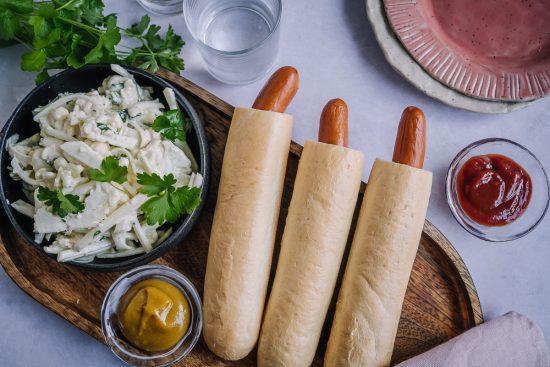 Katuruokaa kaikille: munakoisopitat, kasvishampparit ja French Dogit!